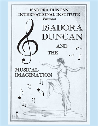 """duncan essay Isadora duncan (1877-1927) by ann cooper albright in her essay on """"the dancer and nature,"""" duncan expounds on what the dancer can learn from the action."""