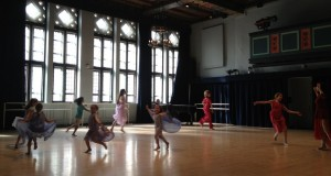 92Y Harkness Dance Center's Buttenweiser Hall